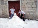 2 luđaka na snigu