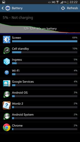 Trajanje baterije
